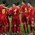 Makedonien gewinnt Freundschaftsspiel gegen Montenegro