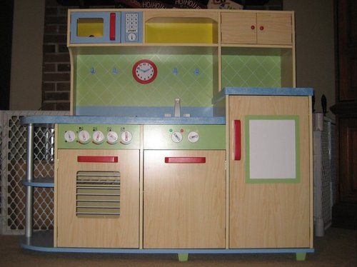 Kid's All In One Play Kitchen, Image