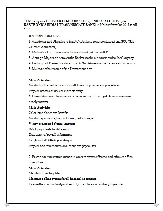 resume co beautiful resume sle of mba finance