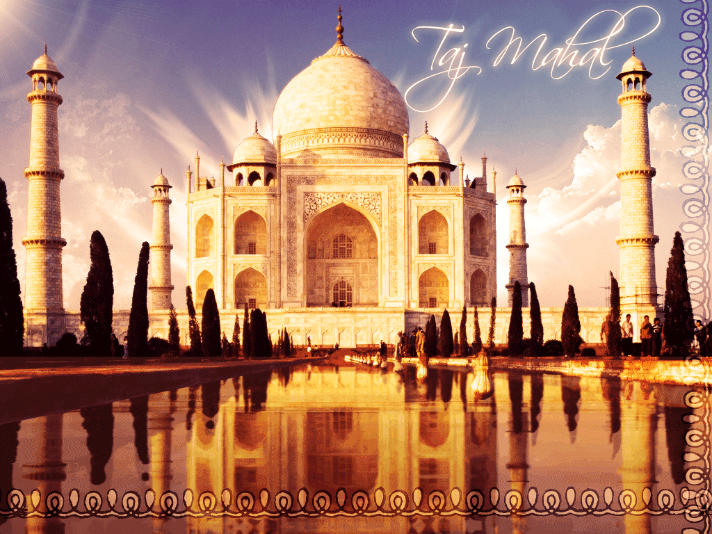 taj mahal inside wallpaper - photo #12