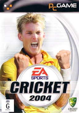 EA Cricket 2004 Free Download PC Game