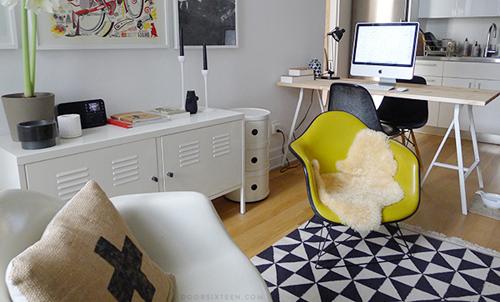 Ideas deco crea tu propia zona de trabajo en casa tr s - Espacios de trabajo ikea ...