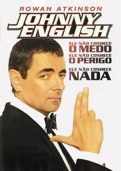 Filme Johnny English Dublado AVI DVDRip