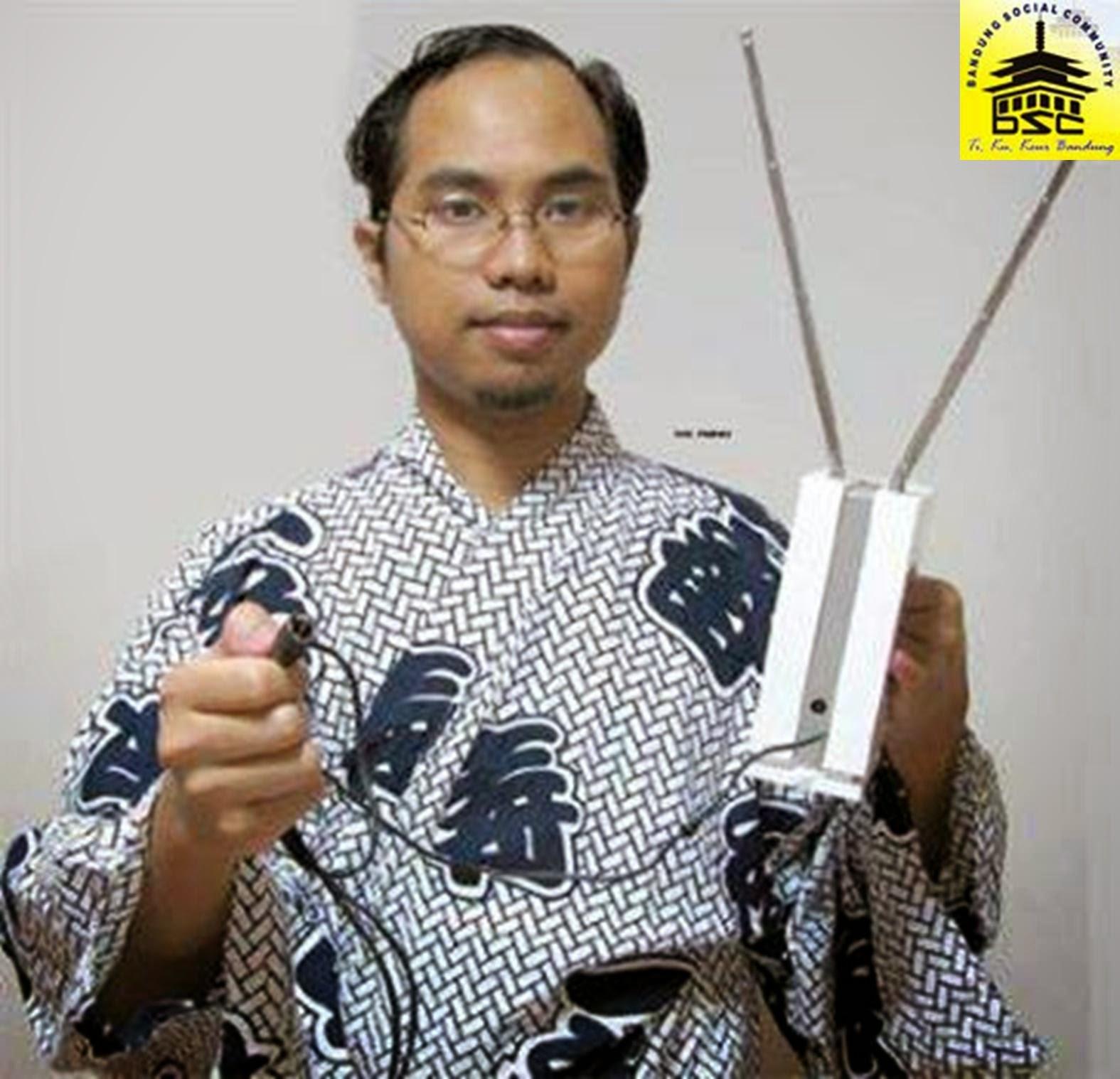 Khoirul Anwar.., Pemilik Patent 4G ternyata orang Indonesia....!!! - http://indonesiatanahairku-indonesia.blogspot.com/