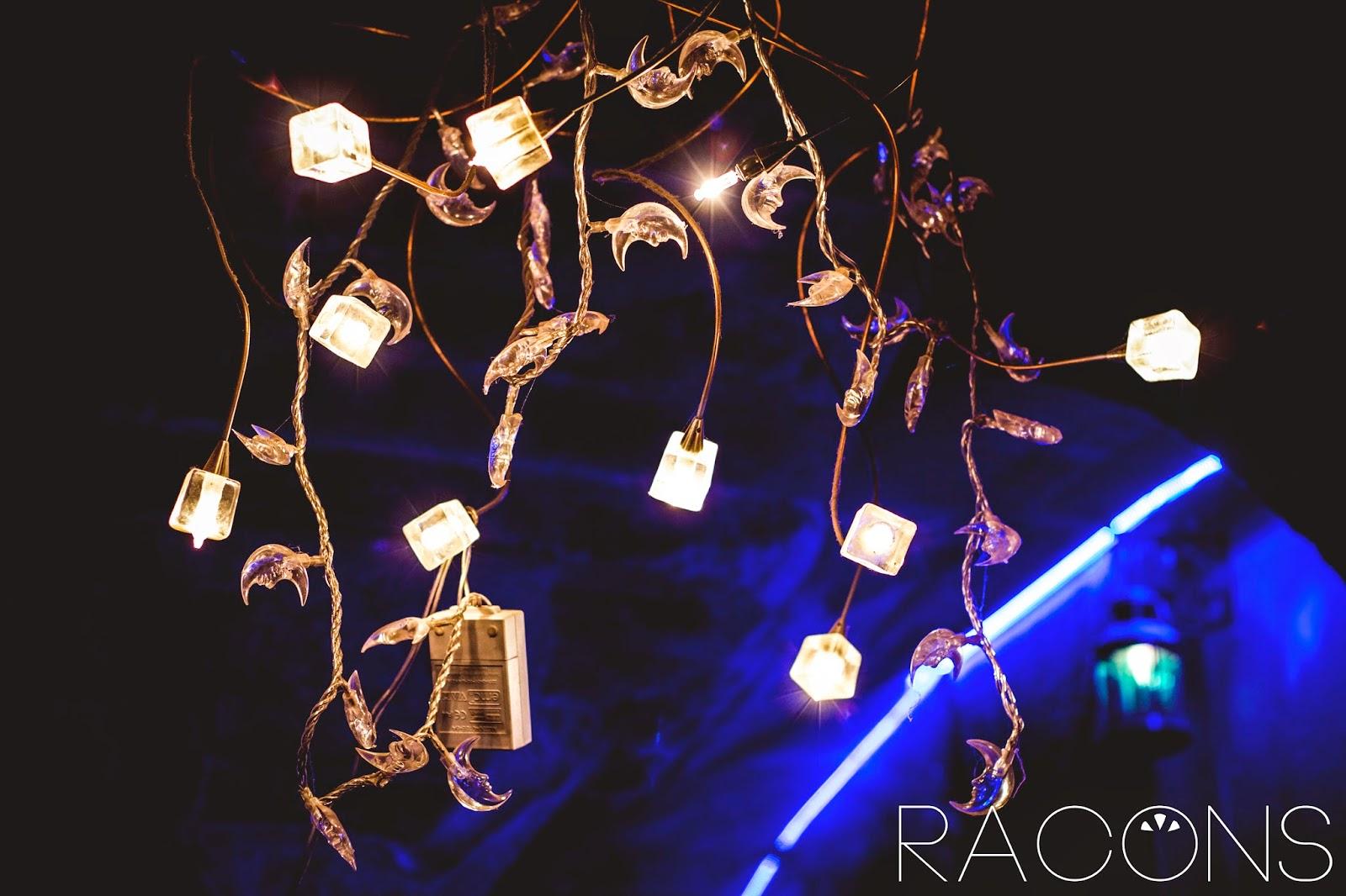 Llums decoració el cercle girona cultura begudes
