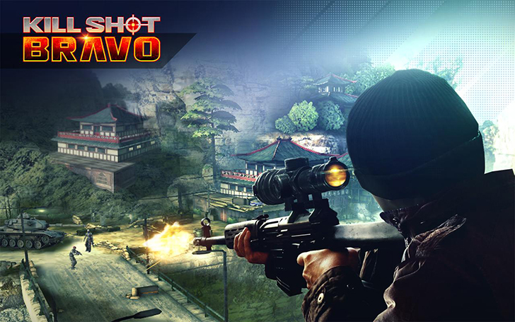 Kill Shot Bravo Free App Game By Hothead Games