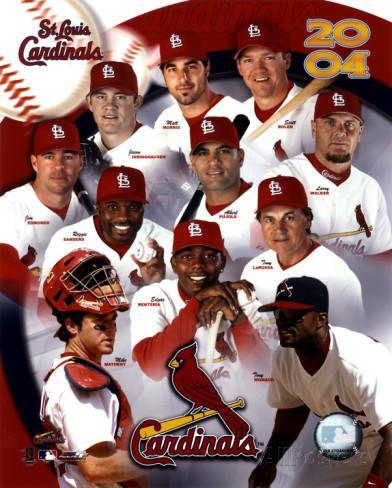 2004 Cardinals