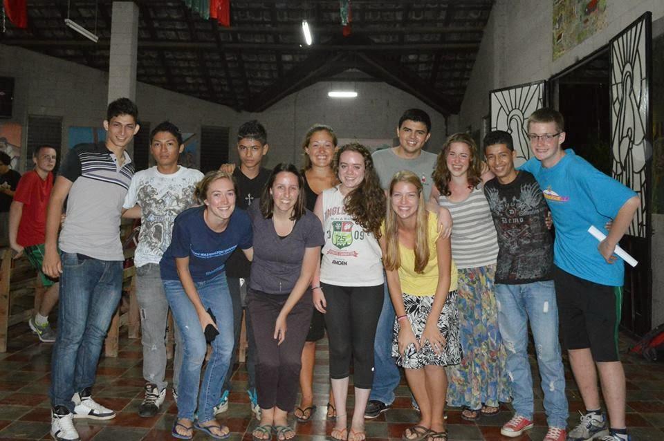 Nueva Trinidad friends
