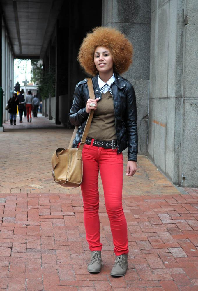 Cape Town Street Fashion Social Katerpillar