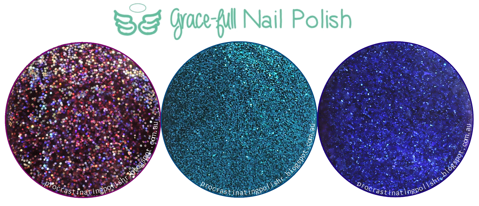 Grace-full Nail Polish Summer Nights