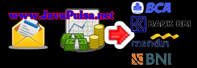 Rekening Bank Deposit Java Pulsa Online Termurah Jember Surabaya Jawa Timur