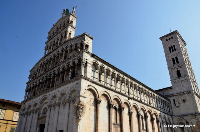 Lucques-Lucca - duomo