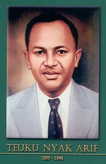 gambar-foto pahlawan nasional indonesia, Teuku Nya' Arif