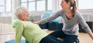 Pilates para Idosos é recomendável para Osteoporose