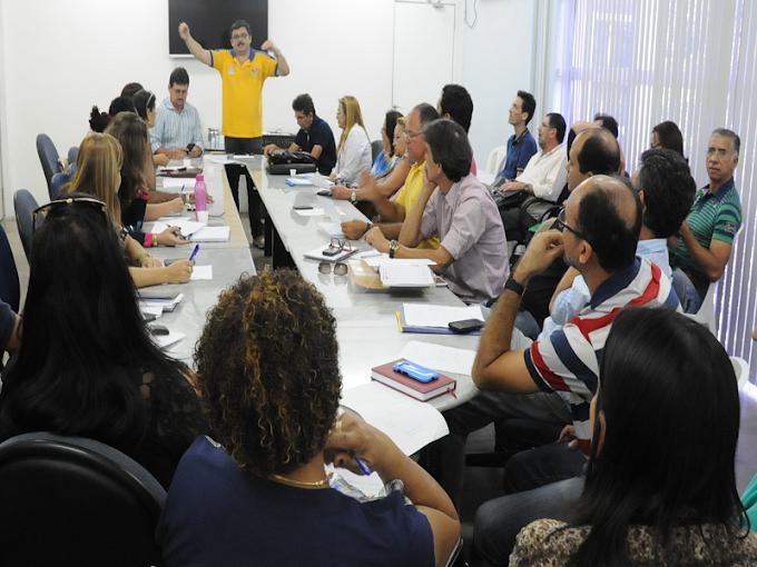 Educação do RN: Reunião liderada pela Codesp define realização dos Jerns 2015