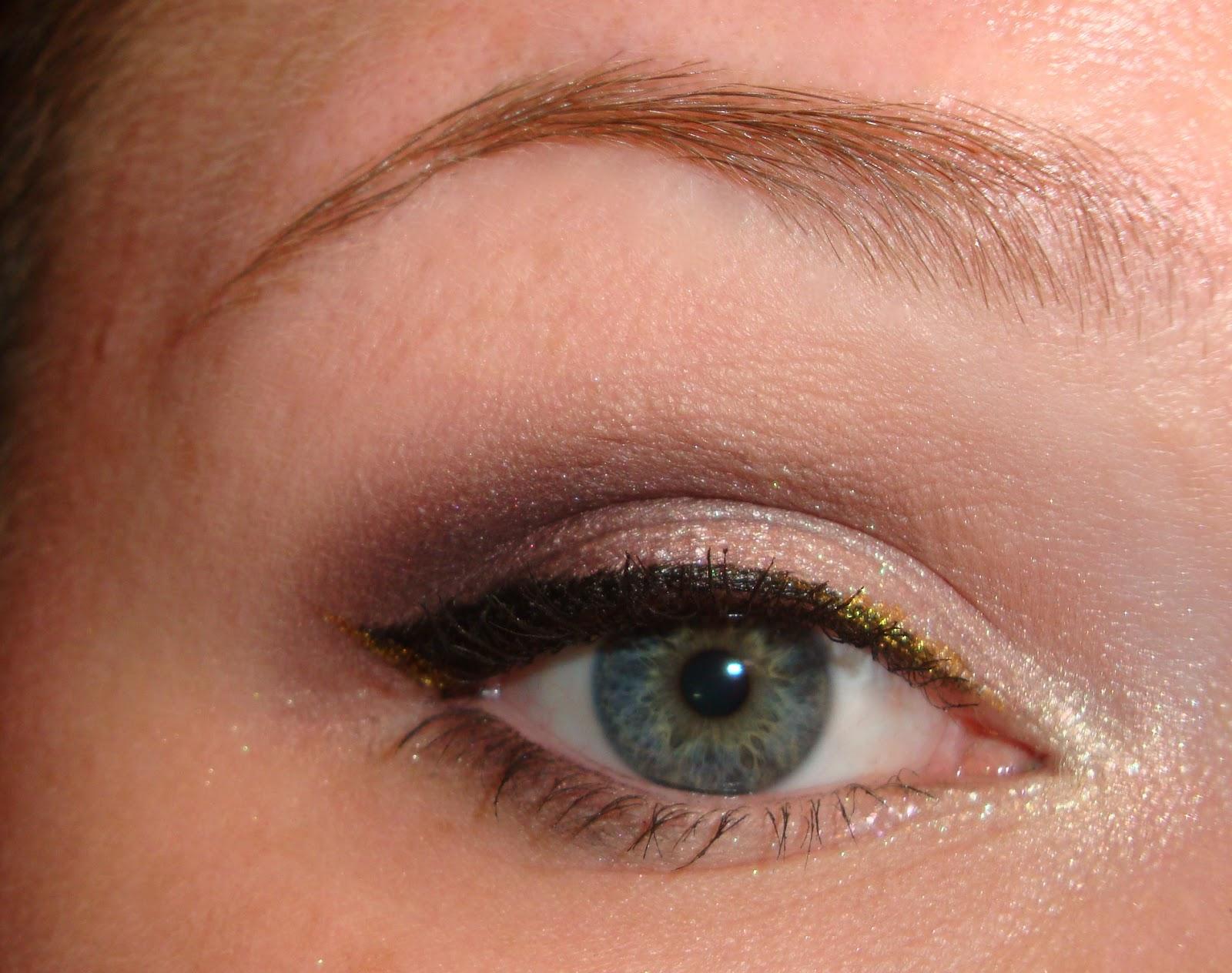 Peace.Love.Makeup.: Girls Night Mauvey Smokey Eye