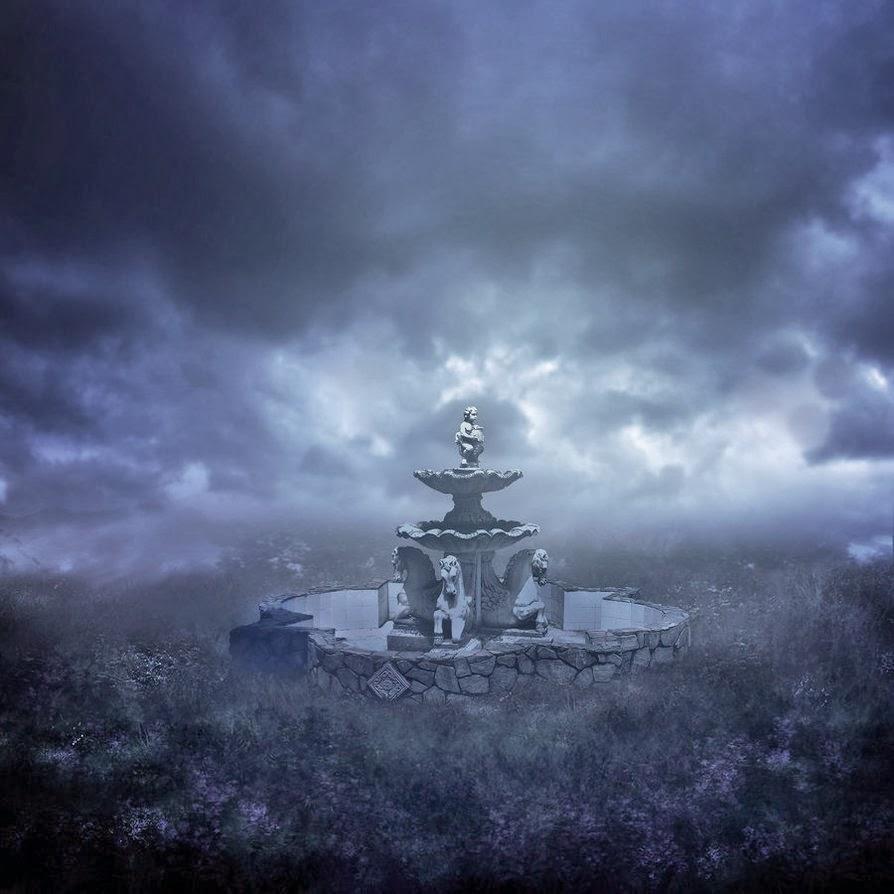 The fountain by Nieblastocks