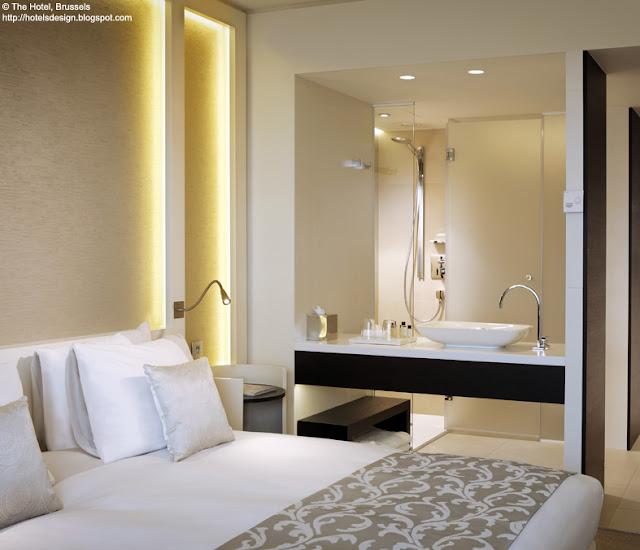 les plus beaux hotels design du monde the hotel brussels by gca arquitectos asociados. Black Bedroom Furniture Sets. Home Design Ideas