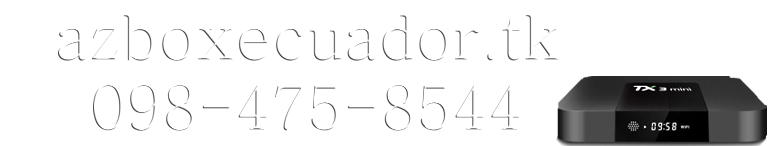 AZBOXECUADOR.TK
