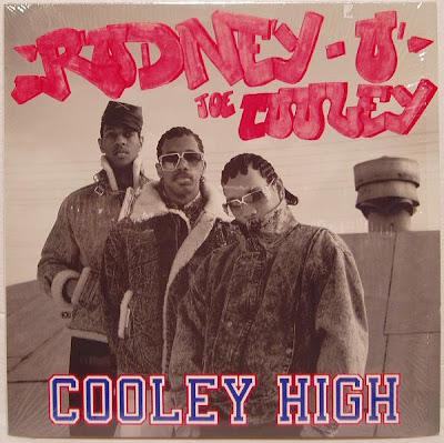 Rodney O & Joe Cooley – Cooley High (1988, VLS, 192)