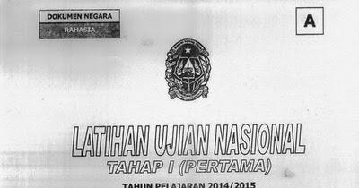 Soal Tpm Kota Yogyakarta Tahap 1 Ipa 2 3 Februari 2015 Giri Widodo