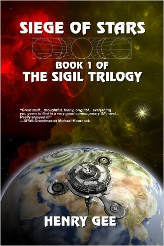 Siege of Stars (Book 1 of The Sigil)