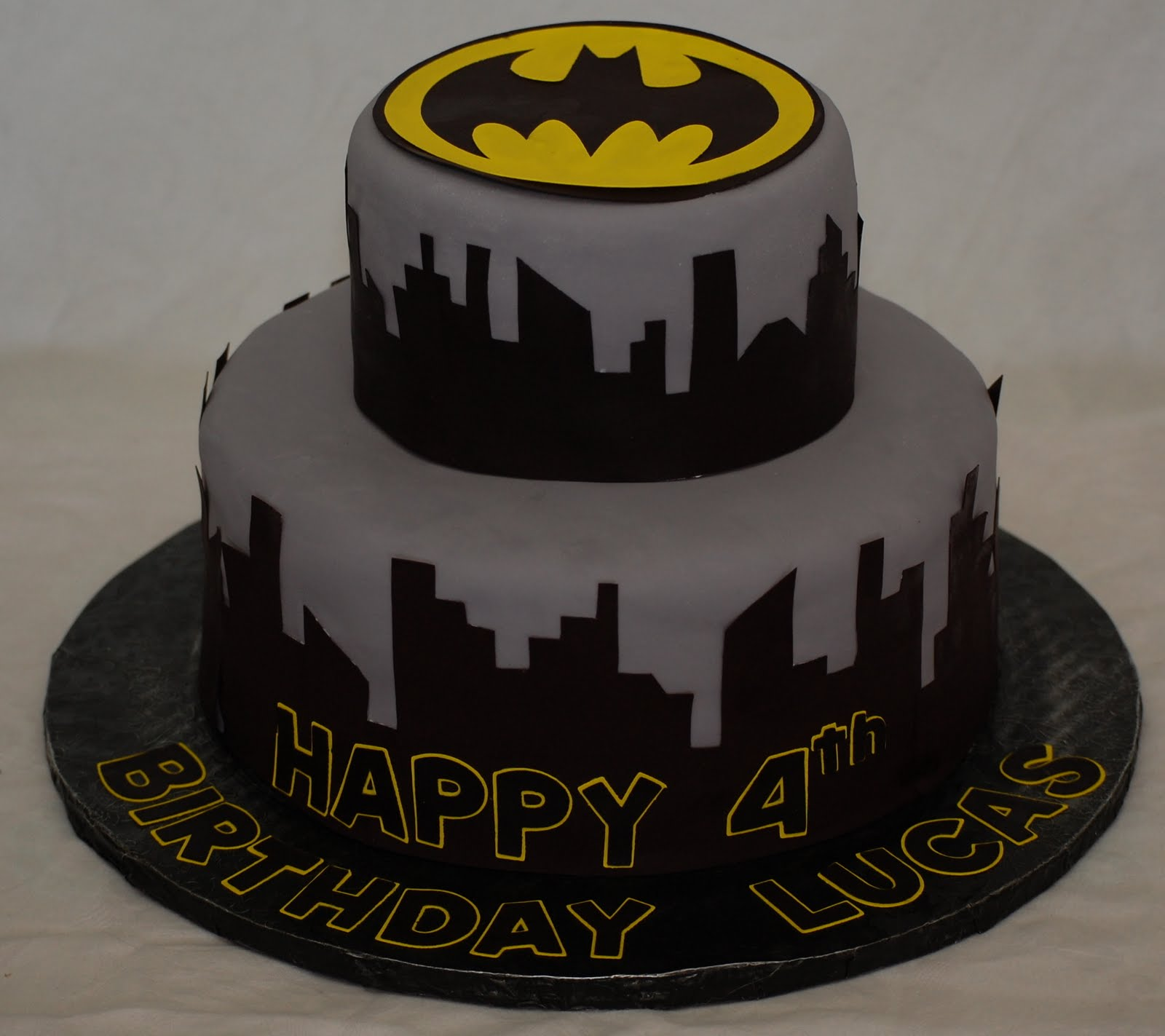 Cake Designs Batman : Batman Lego Birthday Cake Ideas and Designs