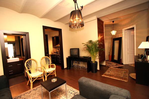 Idee per arredare il soggiorno for Arredamento soggiorni e salotti
