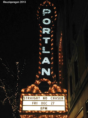 Straight No Chaser marquee