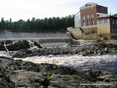 Игнойльская ГЭС