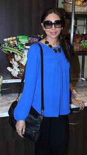 Karishma Kapoor Latest Wallpapers 2013