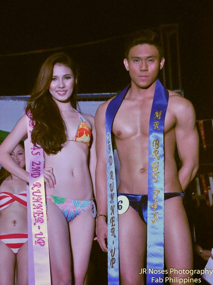 Mr and miss bikini