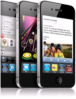 10 Must Have Apps for Your Apple iPhone 4S