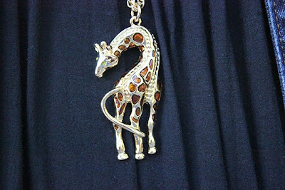 Giraffe Lily Pulitzer for Target Necklace