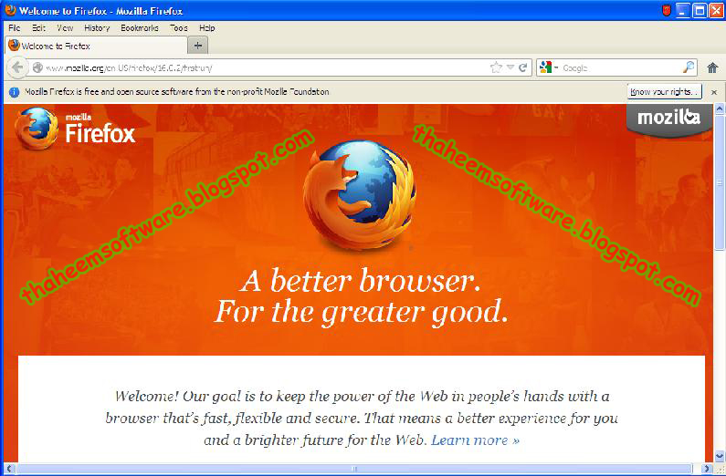 Mozilla Firefox Latest 2013 Full Version Free Download