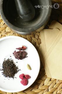 Tea time DIY.