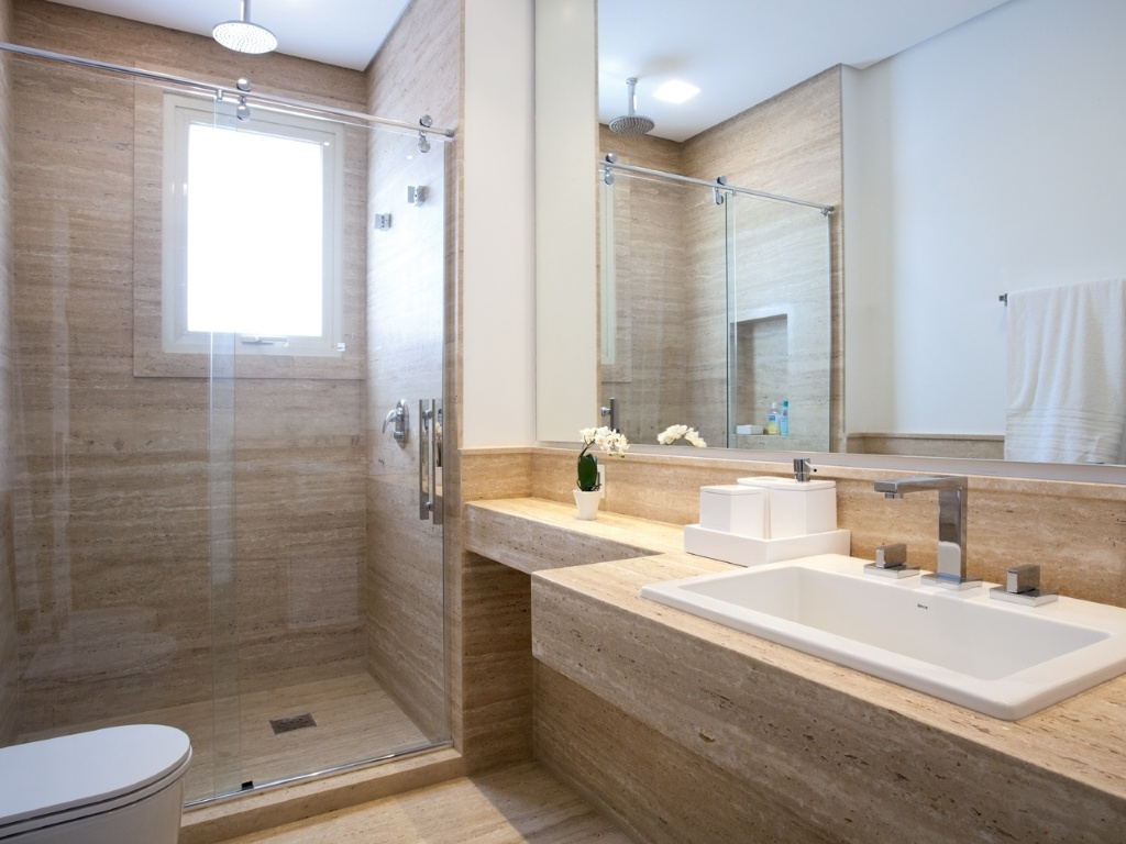 Arquitetura Mix: Setembro 2013 #4B3B28 1024x768 Altura Bancada Banheiro Deficiente
