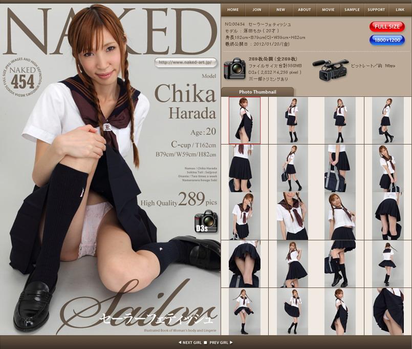 JilAKED-ARTd NO.00454 セーラーフェティッシュ Sailor 原田ちか ( 20才 ) [289P569.10MB] 07180