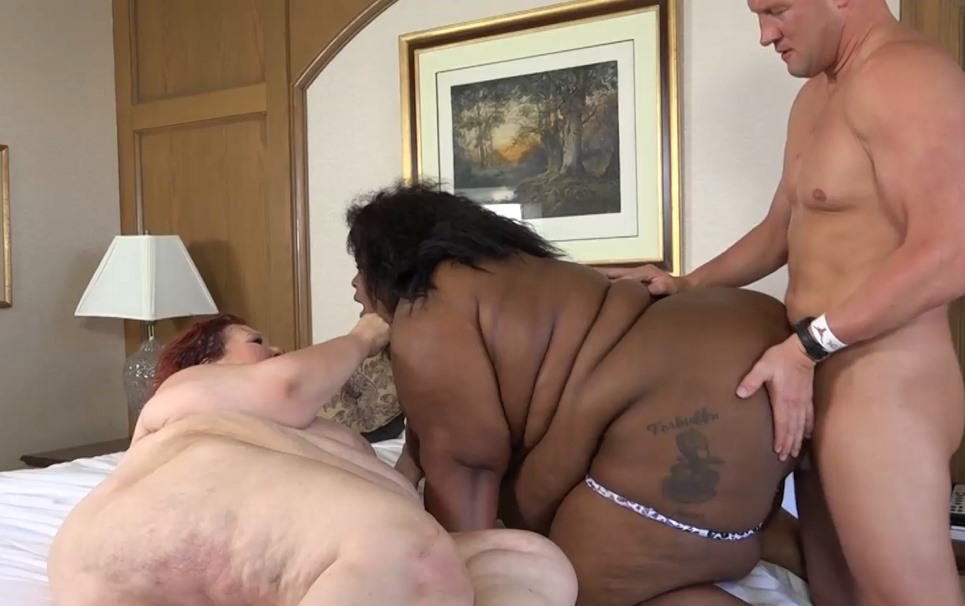 Mature ssbbw sweet cheeks