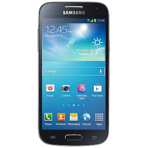 Samsung Galaxy S4 mini (front)
