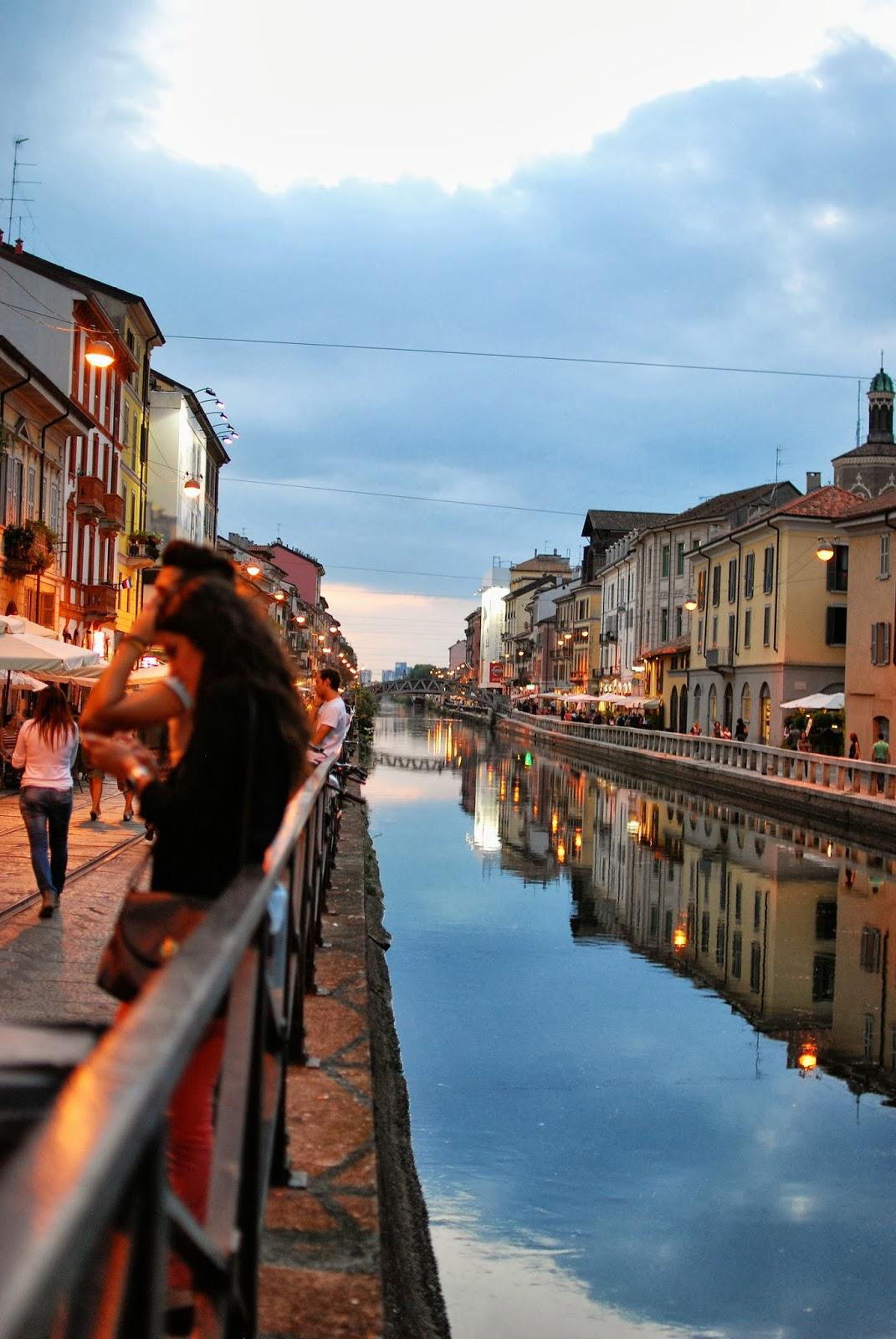 трип в Милан