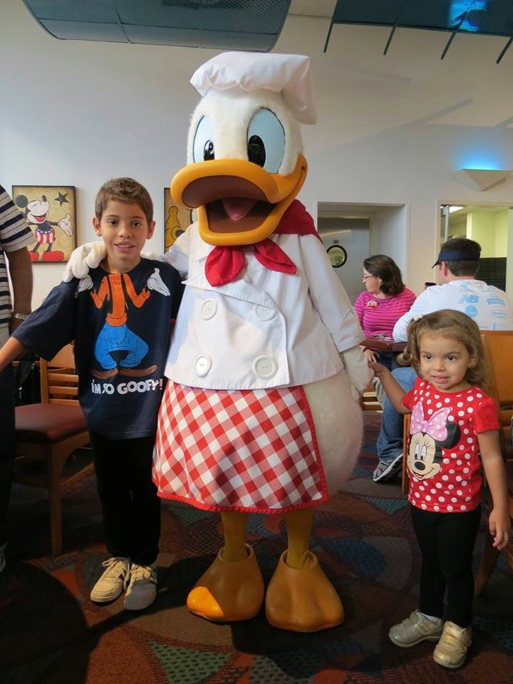 Chef Mickey's - Walt Disney World Resort.