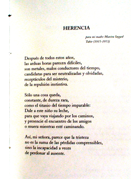 poems spanish Sex in
