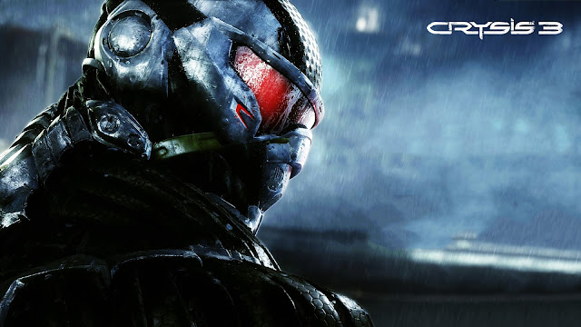 Crysis 3 The Nanosuit HD Wallpaper