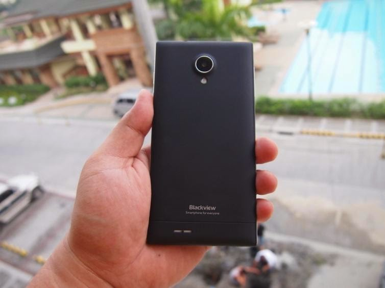 Blackview DM550 Review, Octa Core Perspective