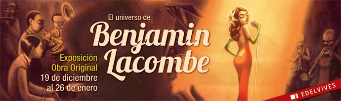 ÚLTIMA EXPOSICIÓN QUE HAS VISTO - Página 4 Benajamin-lacombe-Museo-ABC-informarte-es