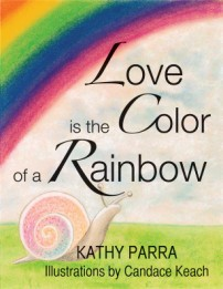 Love Is The Color Of The Rainbow Children's Book Giveaway {Worldwide; 03/15}