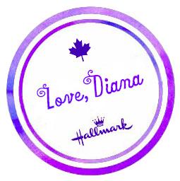 Hallmark 2015 Blogger Panel - Diana #LoveHallmarkCA