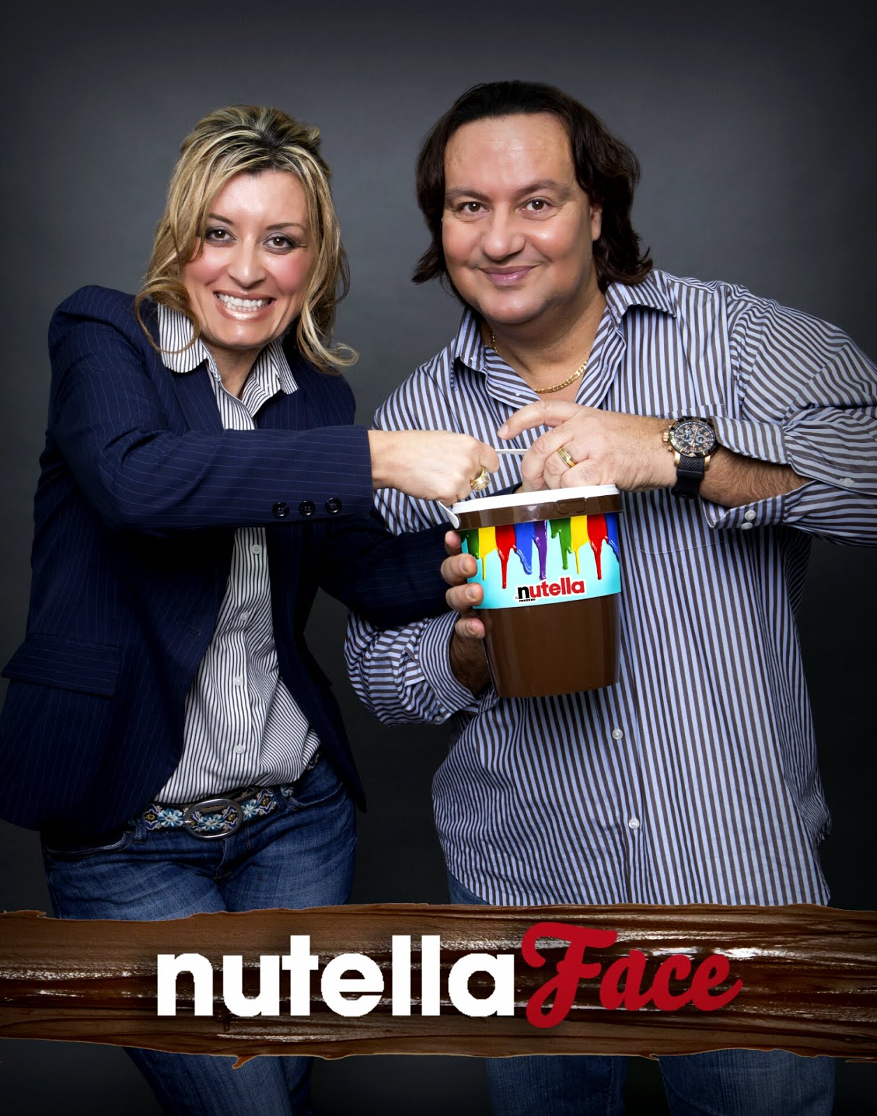 Me, the Music Man and Nutella