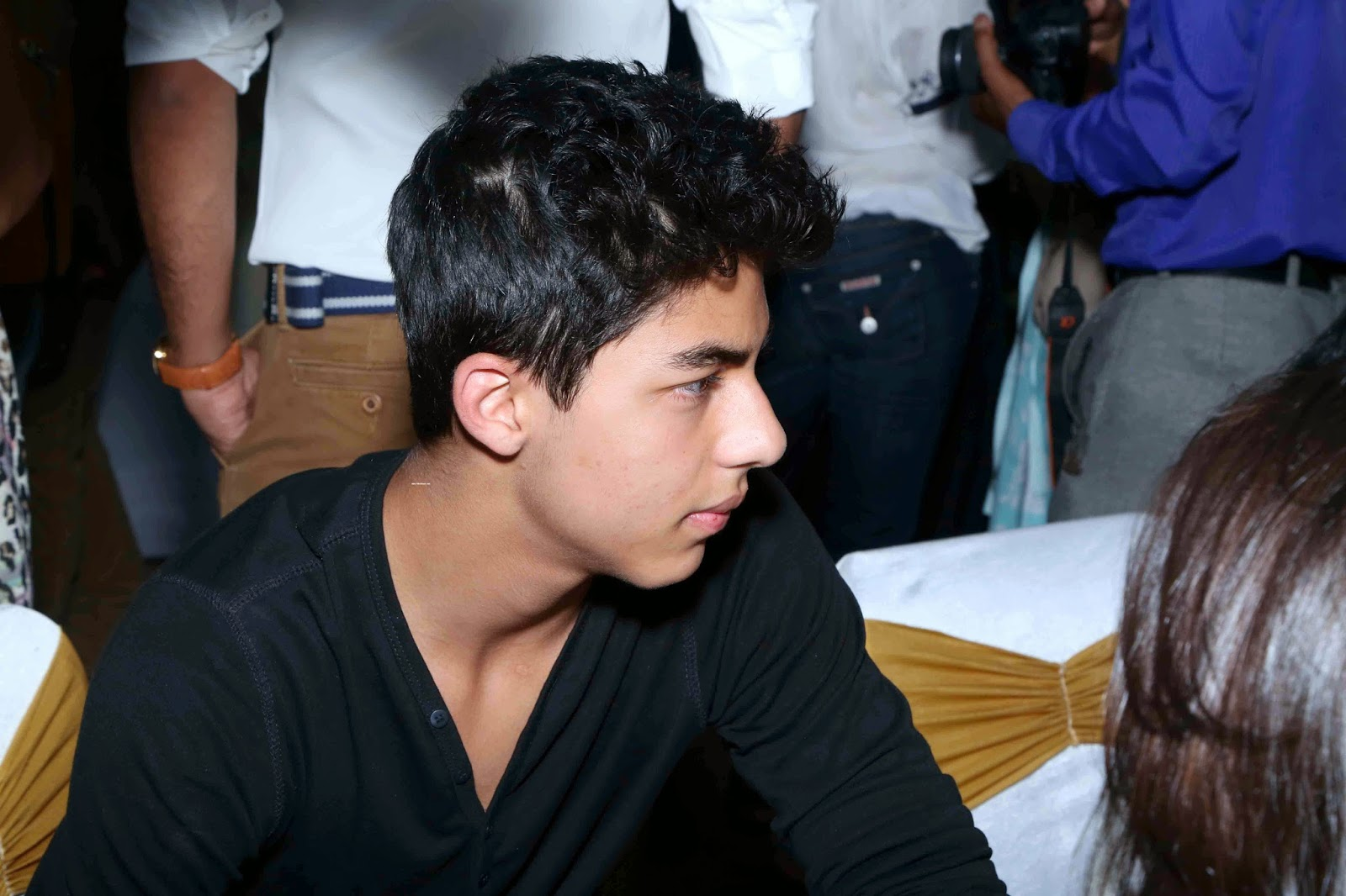Aryan Khan And Navya Aryan Khan and his sister